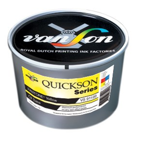 Quickson Offset Ink -Van Son