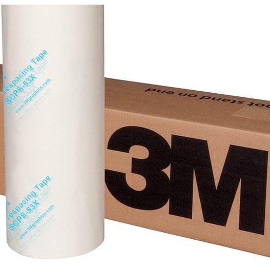 3M SCPS-53X Prespacing Tape