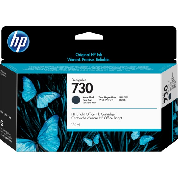 HP DesignJet 730 Inks
