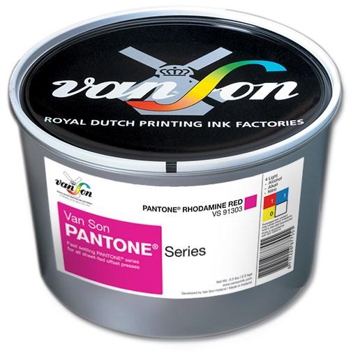 Quickson Pantone Offset Inks