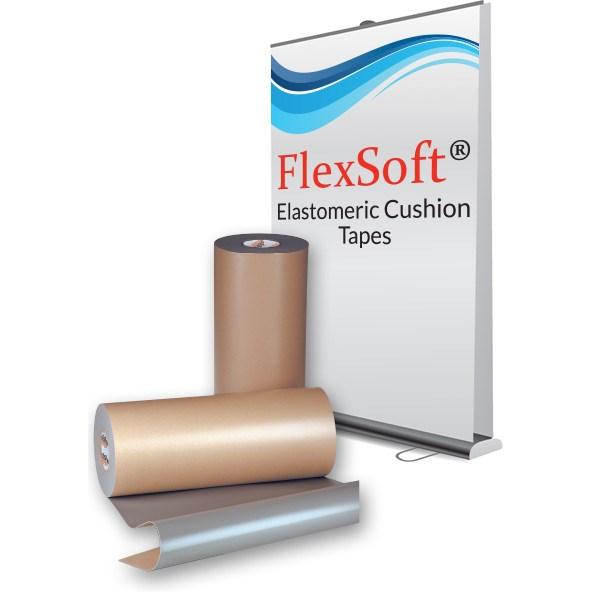 FLEXSOFT UR60 ELASTOMERIC CUSHION TAPE