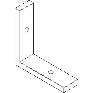 Signcomp 5304 Frame corner angle