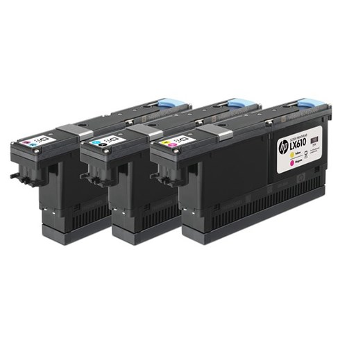 HP LX610 Scitex Printheads