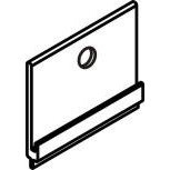 """Signcomp 5989 3"""" Channel Raceway Mounting Clip"""