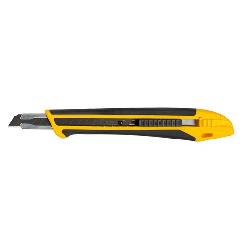 OLFA Fiberglass Rubber Grip Utility Knife