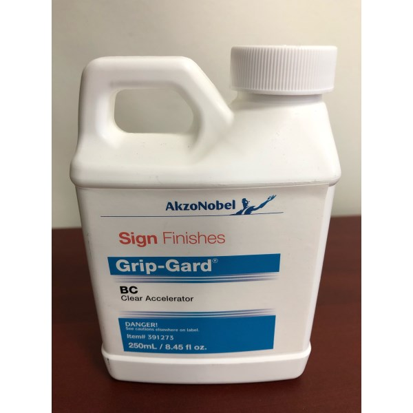 Grip-Gard Base Coat Accelerator