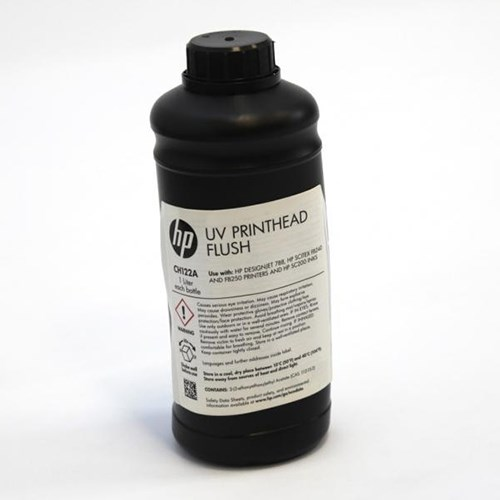 HP UV Printhead Flush