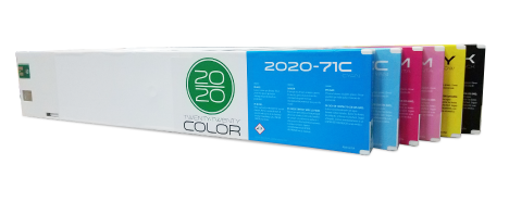 20/20 Color Mimaki 71 Series Inks
