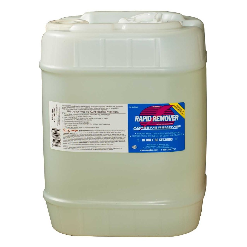 Rapid Remover5 Gallon Bottle
