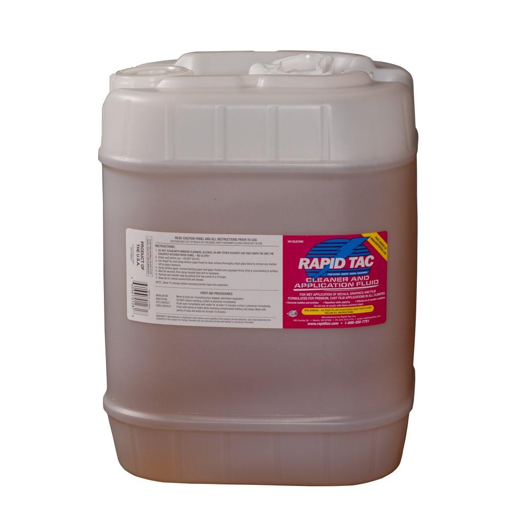 Rapid Tac5 Gallon Bottle