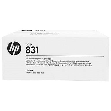 HP 831 Maintenance Cartridge