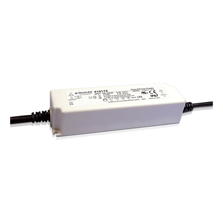 SloanLED 12 Volt Compact Power Supply