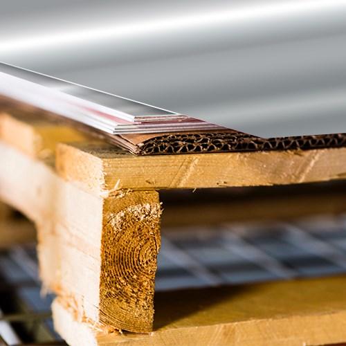 Mill Finish Aluminum Panels