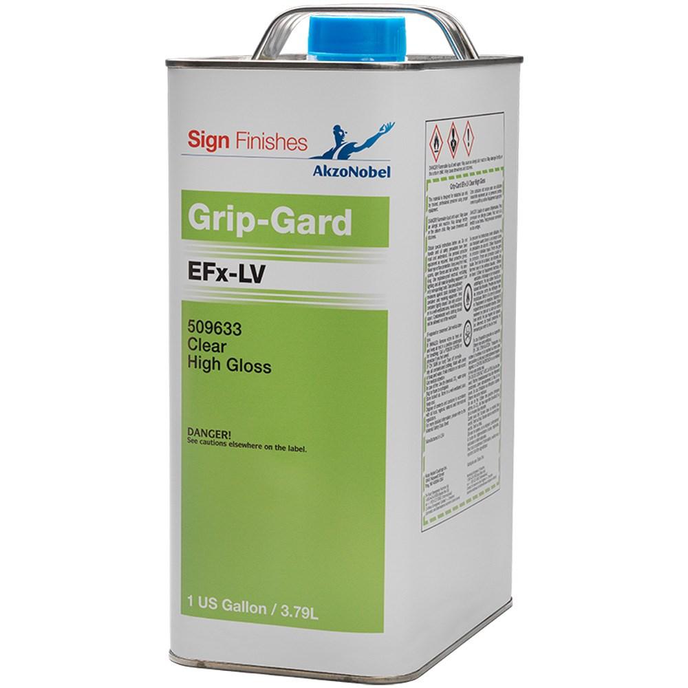 Grip-Gard Efx-LV Clearcoat