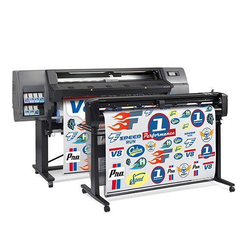 HP Latex 315 Print and Cut Solution