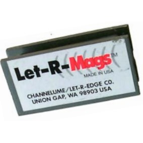 LET-R-EDGE Magnets