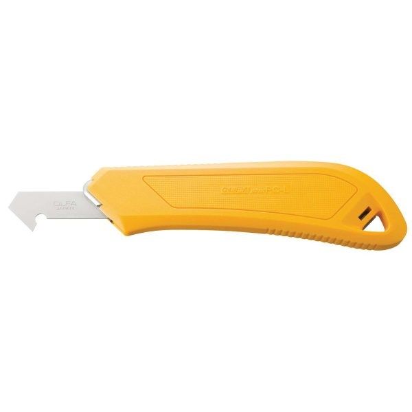 OLFA Heavy Duty Knife for Plastic PC-L