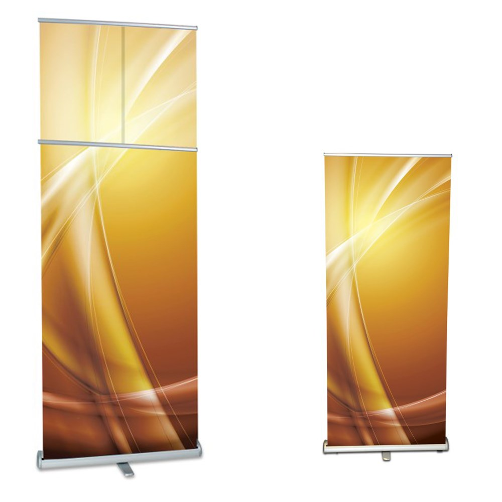 Grimco Premium Banner Display