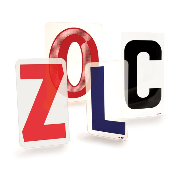 Wagner Zip-Change Letters