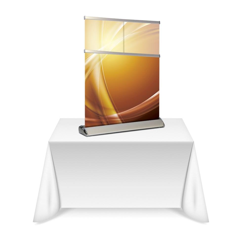 Burnaby Tabletop Banner Display