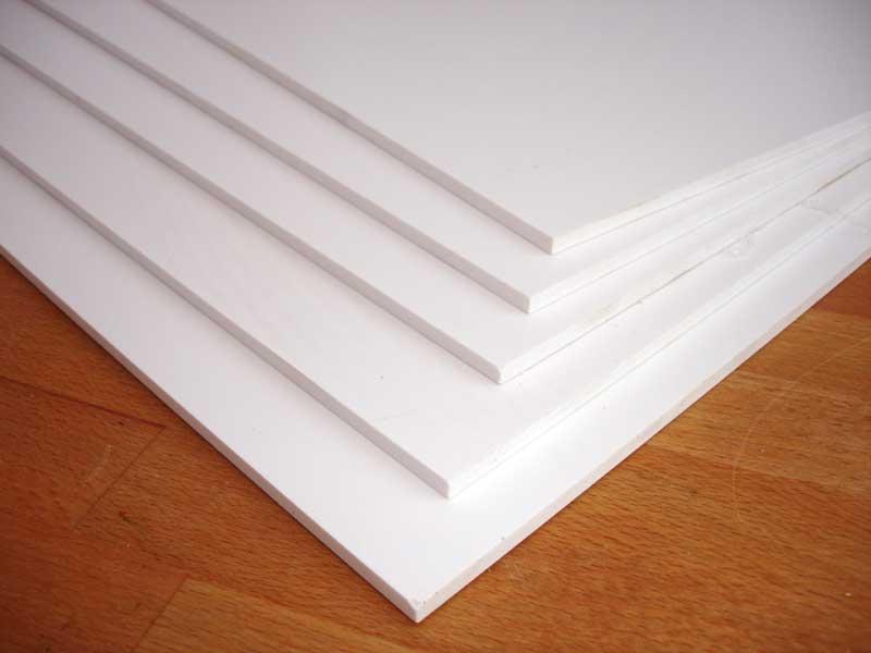Komacel PVC Sheets