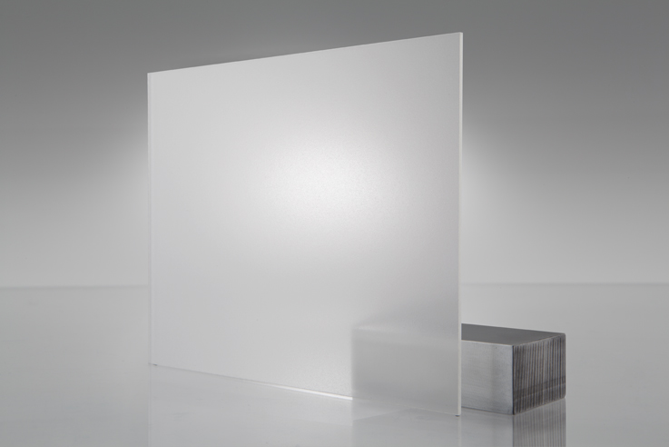 Optix Non-Glare Light Matte Acrylic