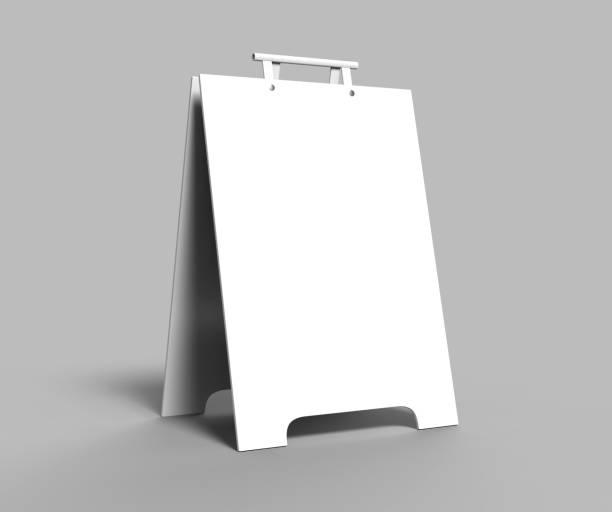 PVC Sandwich Board