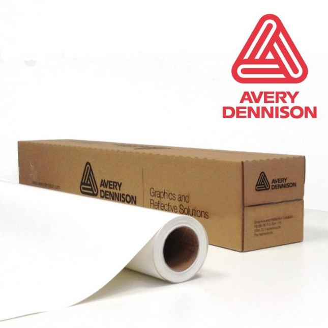 Avery Dennison HP 750 Opaque Vinyl Film - Staflat