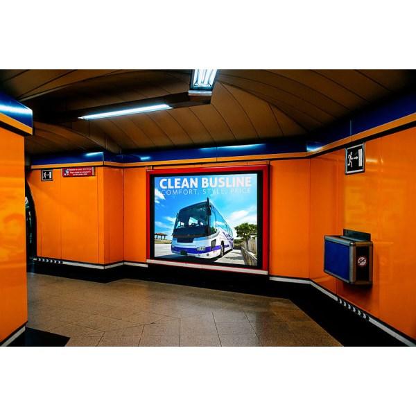 Briteline® Translucent PVC Film