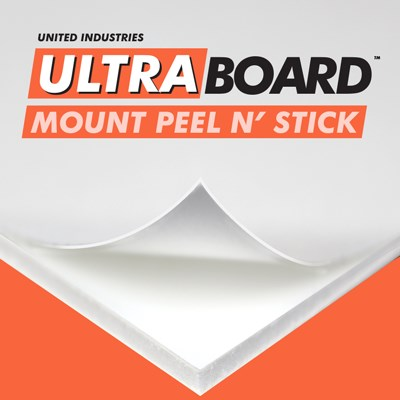 Ultra Mount Peel N' Stick