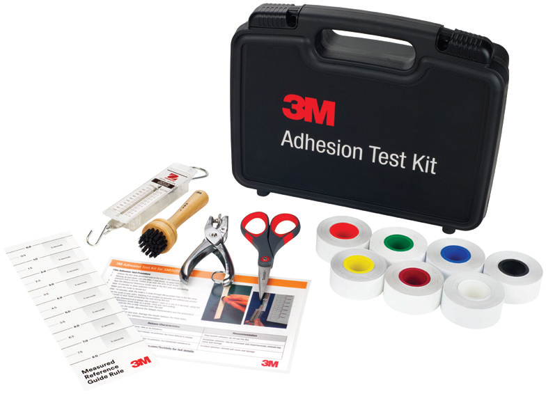 3M Graphic Film Adhesion Test Kit