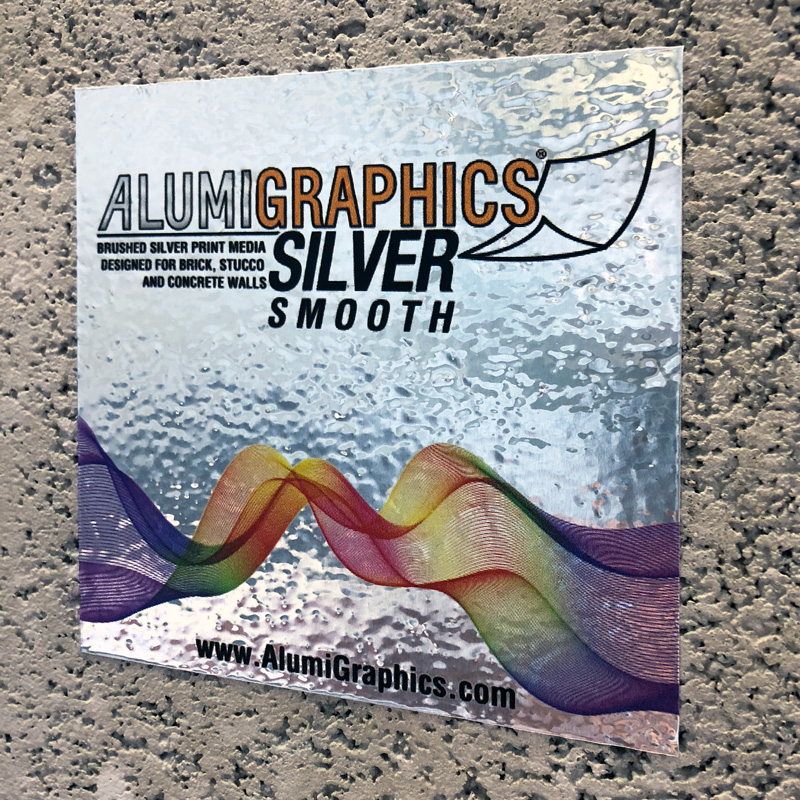 Alumigraphics Silver