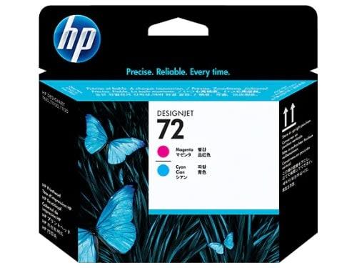 HP 72 DesignJet Printheads