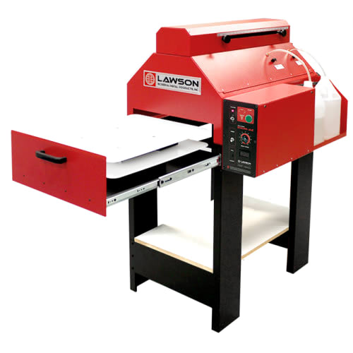 Lawson Zoom AE DTG Pre-Treat Machine