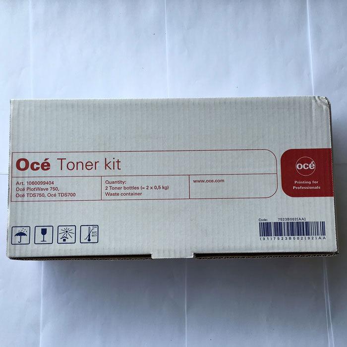 box of toner kit