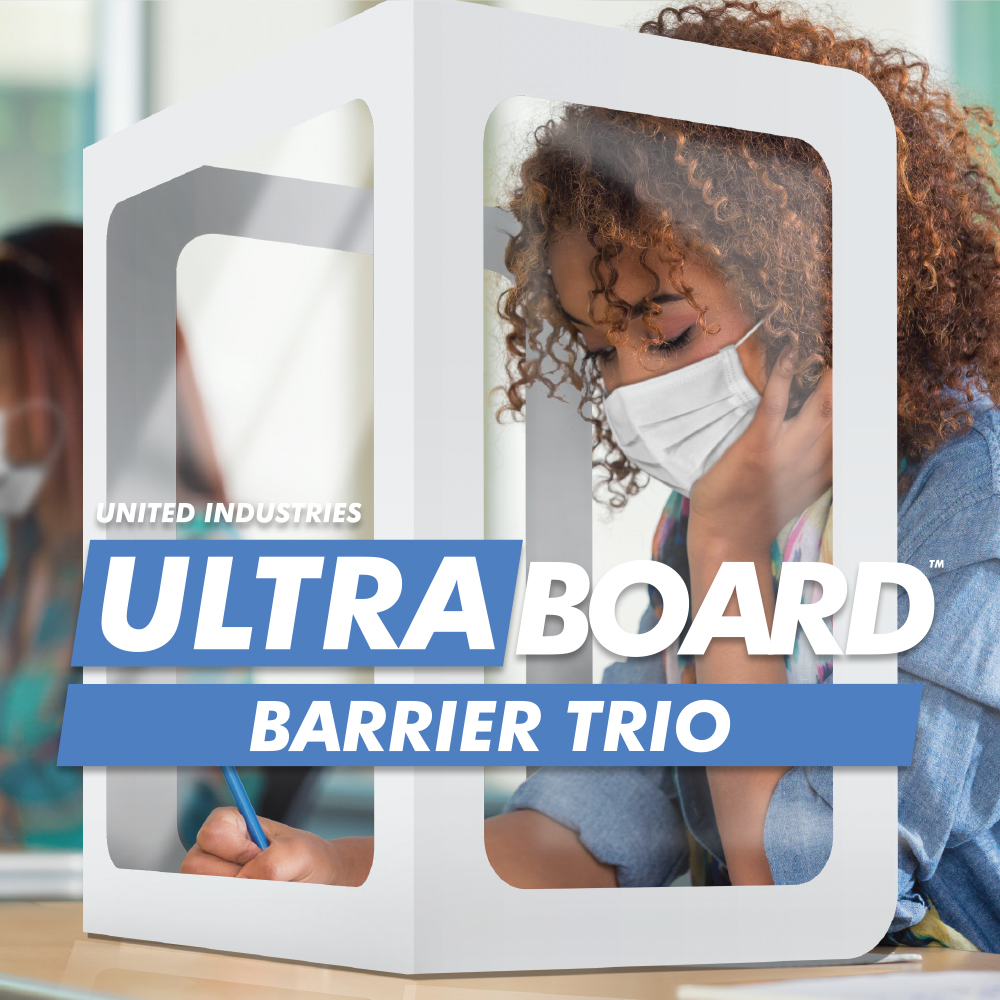UltraBoard Barrier Trio