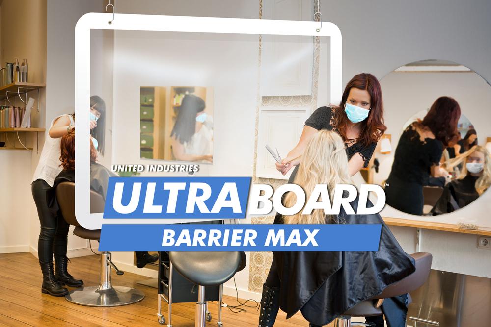 UltraBoard Barrier MAX